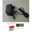 Transformateur de charge pour perceuse-visseuse Fartools CD240 (réf. 215201)