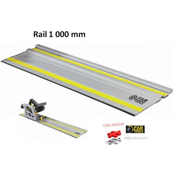 Rail 1m pour scie circulaire cs165r 115443 too brico sarl calola - Scie circulaire rail ...