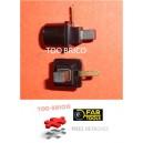 Charbons pour mini meuleuse Fartools DC170 (Réf. 115424)