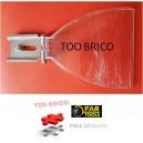 Ecran transparent pour touret fartools TX150(110180)