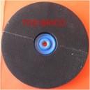Plateau ponçage Velcro ponceuse Fartools DWS710 (115159) et  DWS800 (115162)