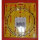 Lame 2240 x 13 mm 6 TPI pour scie à ruban Fartools Pro RBS250 (113291)