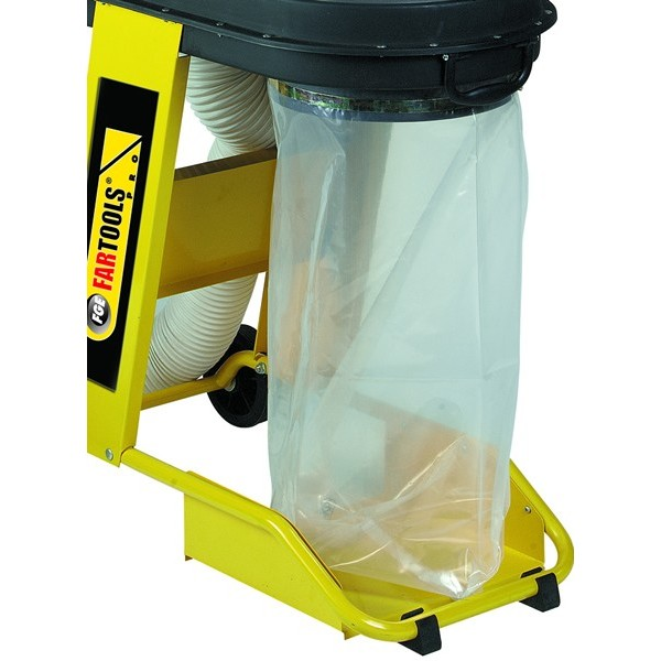 Lot de 10 sacs plastiques prrdc100e pour aspirateur rdc100e too brico sarl - Sac plastique aspirateur ...