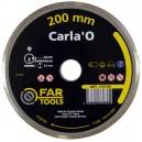 Disque diamnt diamètre 200mm pour coupe carrelage