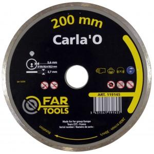 Disque diamant diam tre 200mm pour coupe carrelage too brico sarl calola - Disque coupe carrelage 180 mm ...