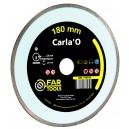 """Disque diamant """"Carla'O"""" Qualité Eco 180 x 22,2 x 5,4 mm pour coupe à eau"""