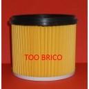 Filtre cartouche pour aspirateur Fartools NET UP 1250, 1400, 20