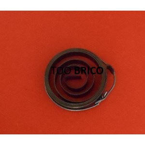 ressort de rappel pour perceuse colonne p23c 111080 too brico sarl calola. Black Bedroom Furniture Sets. Home Design Ideas