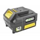 Batterie  tension 18V, 4,0Ah Gamme X-FIT