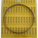 Lame 1425 x 6 mm 6 TPI pour scie à ruban Fartools
